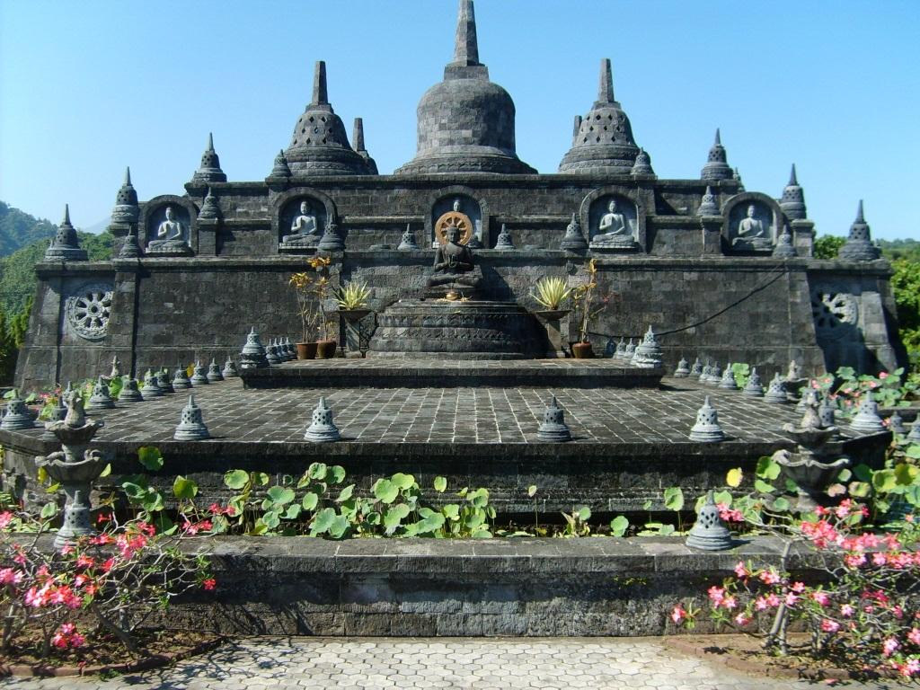Länder in denen der Buddhismus vorherrschend praktiziert wird