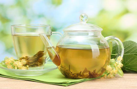 Weißer Tee