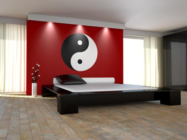 mit feng shui im schlafzimmer erholsamer schlafen buddhanetz. Black Bedroom Furniture Sets. Home Design Ideas