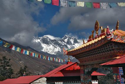 Nepal - Ursprungsort des Buddhismus