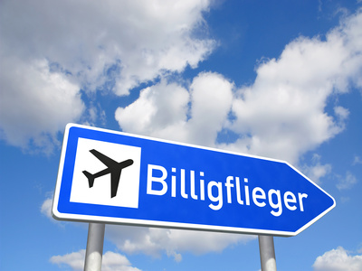 Billigflieger in Asien
