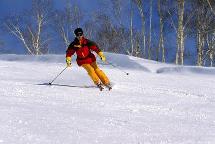 Winterurlaub und Skifahren in Asien