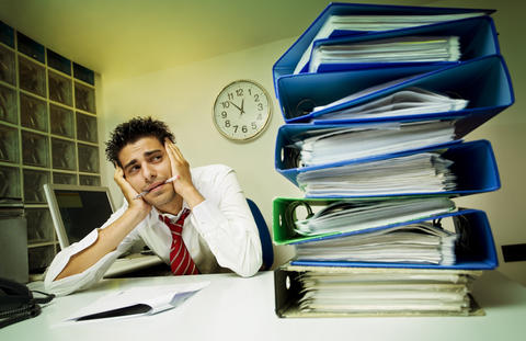 Stress und Burnout in der modernen westlichen Welt
