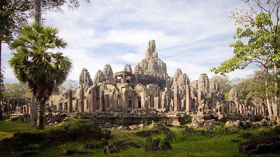 Kambodscha auf einer Rundreise kennen lernen