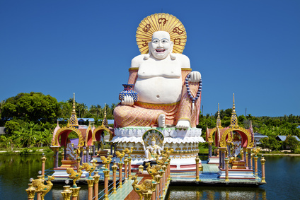 Big Buddha. Koh Samui, Thailand