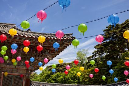 Religiöse Feste und Feiertage im Buddhismus