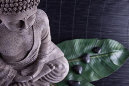 Tod und Wiedergeburt im Buddhismus