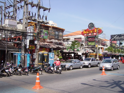 Bangla Road Patong Beach