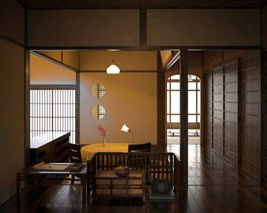 Wohnideen im asiatischen Stil