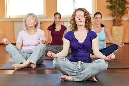 Yoga: Wie Sie mit Yoga Stress abbauen