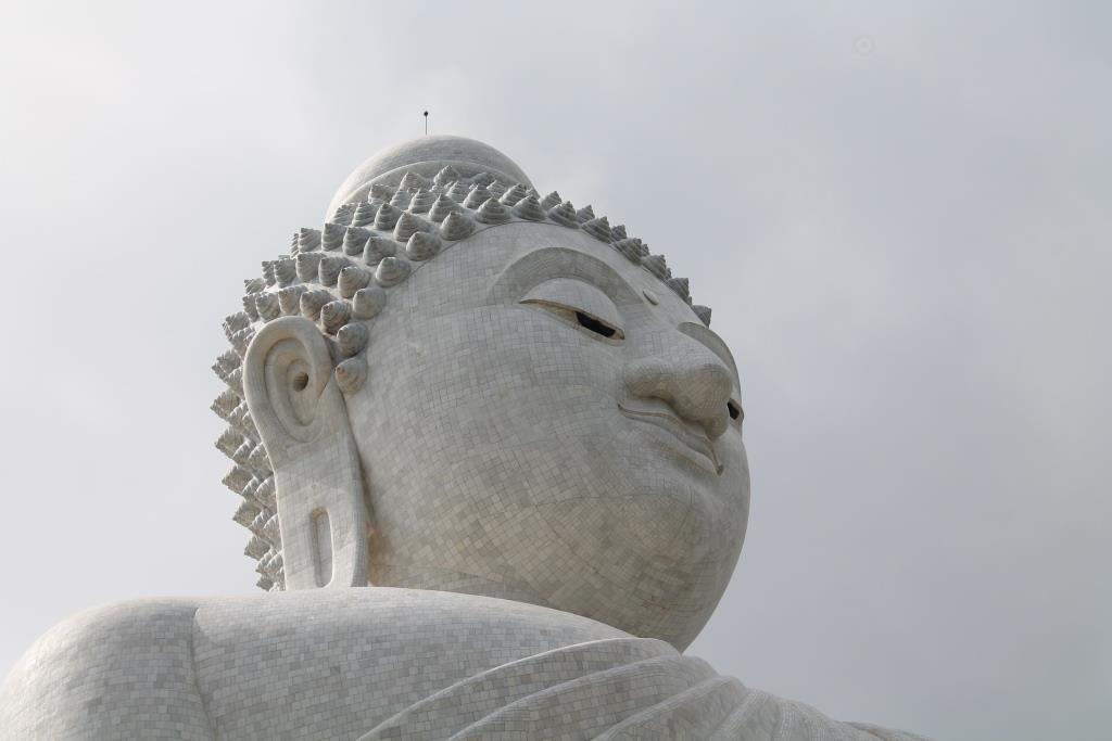 Big Buddha auf der Insel Phuket