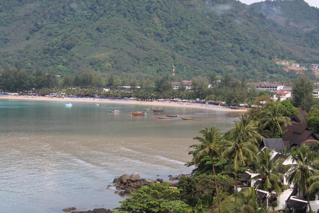 Kamala Beach auf Phuket