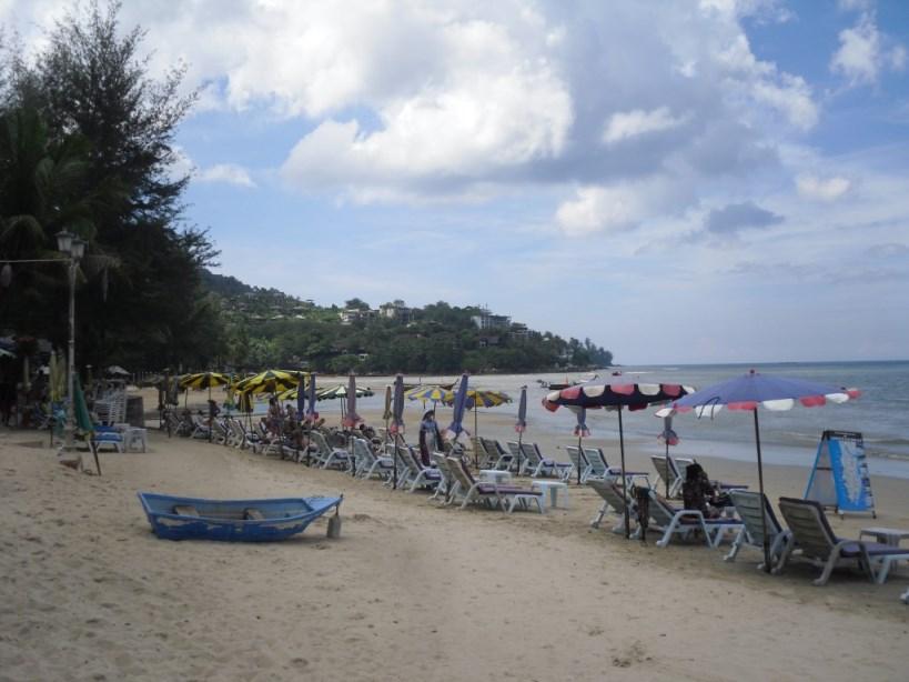 Strand in Kamala