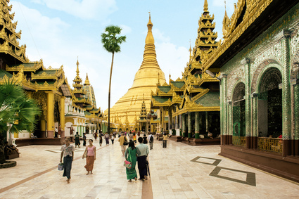 Wat / Tempel in Ayutthaya