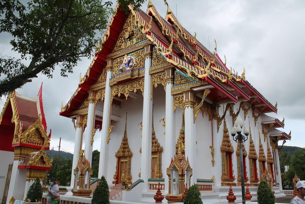 Wat Chalong auf Phuket
