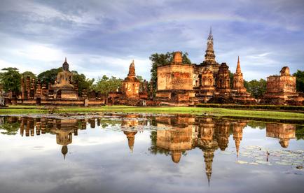 Ayutthaya - Die Stadt der Könige