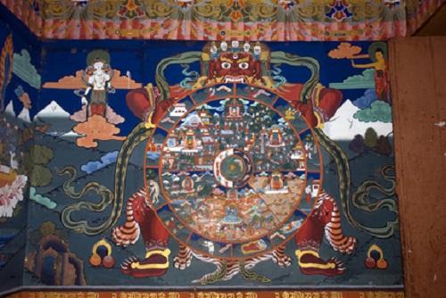 Samsara: Der Kreislauf des Lebens