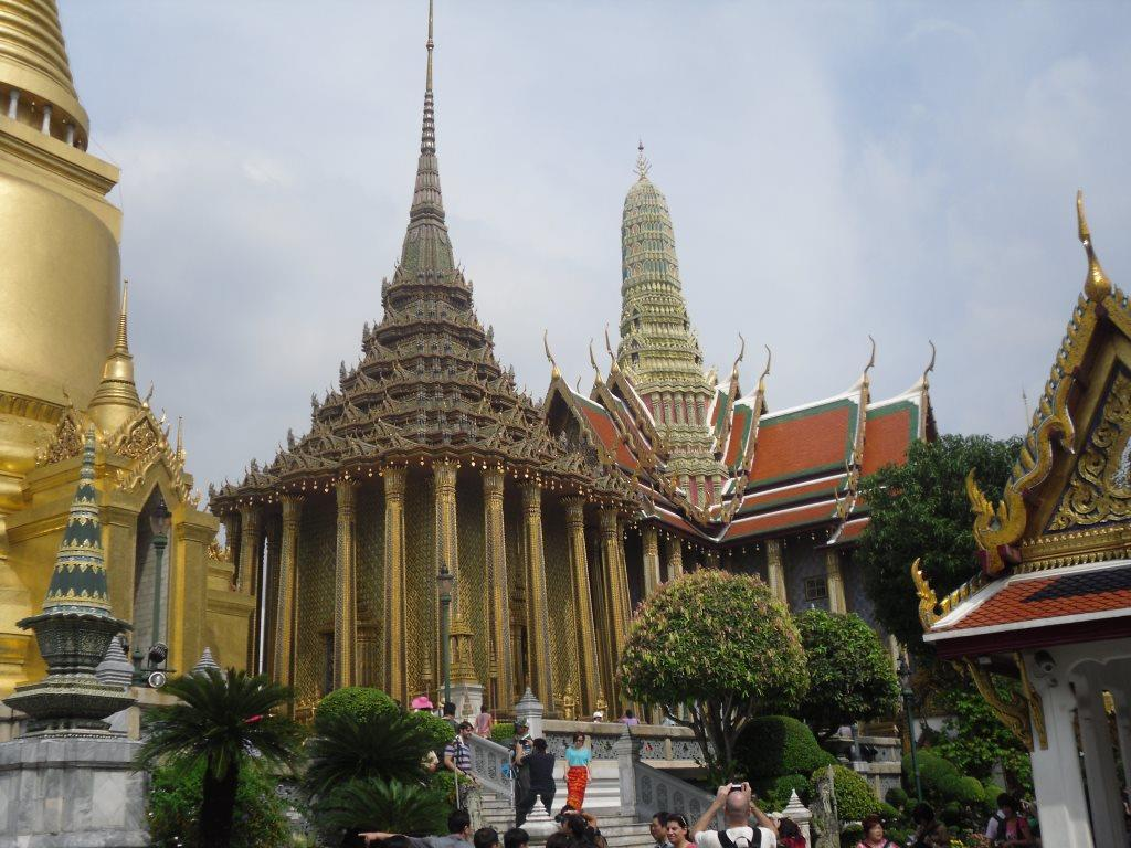Top10 Sehenswürdigkeiten in Bangkok