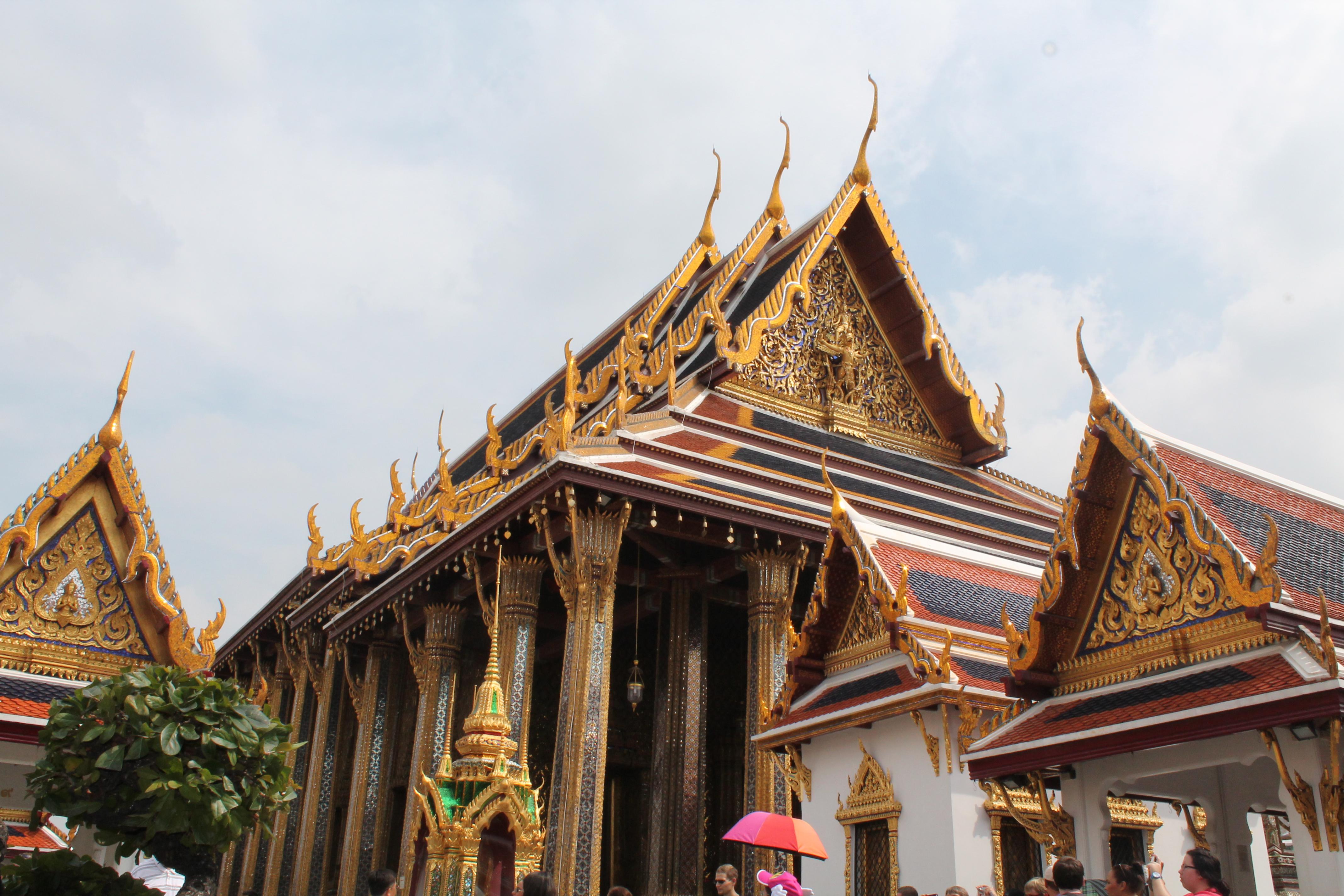 Königspalast-Bangkok