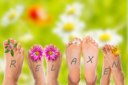 Methoden zur Entspannung