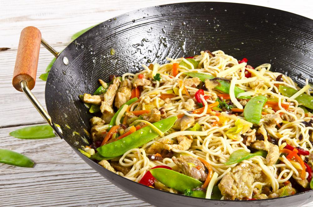 Asiatisch Kochen Für Zuhause
