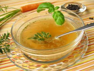 Suppe fürs Heilfasten