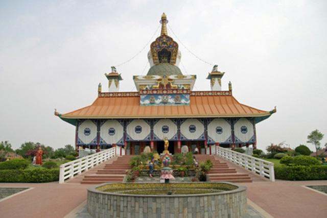 Buddismus Tempel in Deutschland
