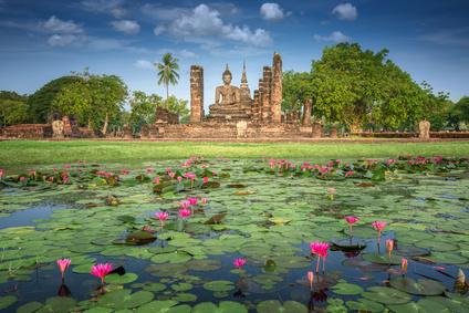 Chiang Mai im Norden von Thailand