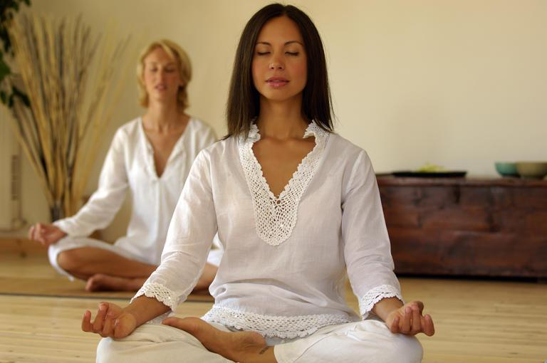 Yogaübungen für Fortgeschrittene