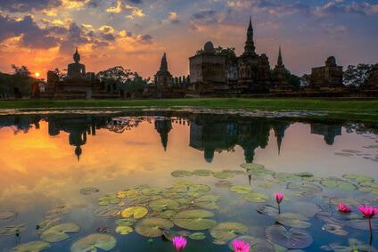 Top-3 Sehenswürdigkeiten in Kambodscha