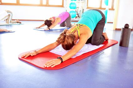 Yogamatte kaufen: Was Sie beachten müssen
