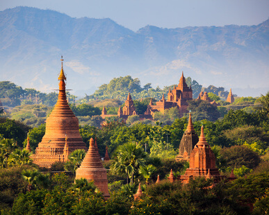 Bagan-Tempel