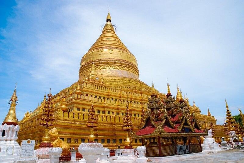 Die schönsten Tempel Asiens