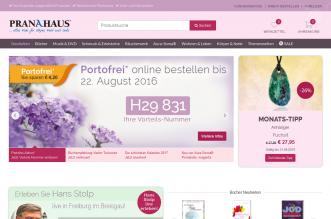 Pranahaus: Gelungener Shop für Liebhaber des Natürlichen + Gutscheine