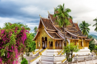 Reisetipp Laos: Tempelstadt Luang Prabang