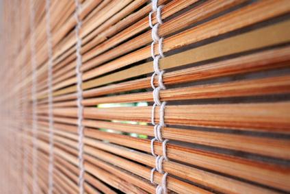 Mit Bambusrollos das japanische Schlafzimmer dekorieren | Buddhanetz