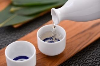 Sake Reiswein aus Japan