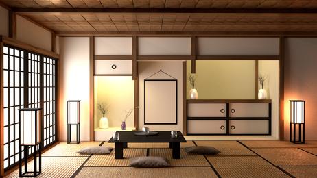 wie kann ich mein zimmer im japanischen stil einrichten buddhanetz. Black Bedroom Furniture Sets. Home Design Ideas